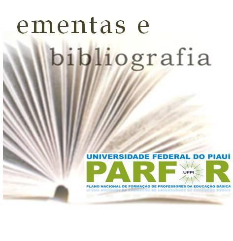 Ementas e Bibliografias de disciplinas 2011.1