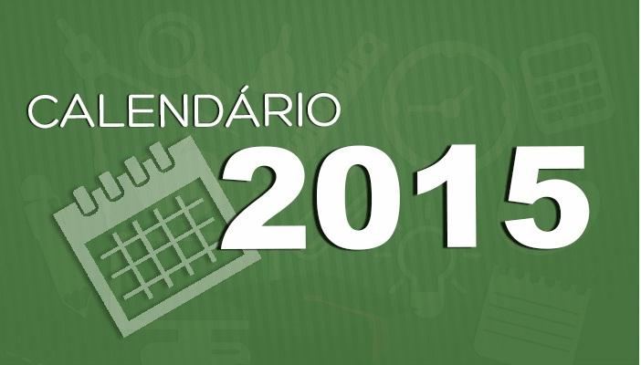 CTT divulga Calendário Acadêmico do período letivo 2015.2