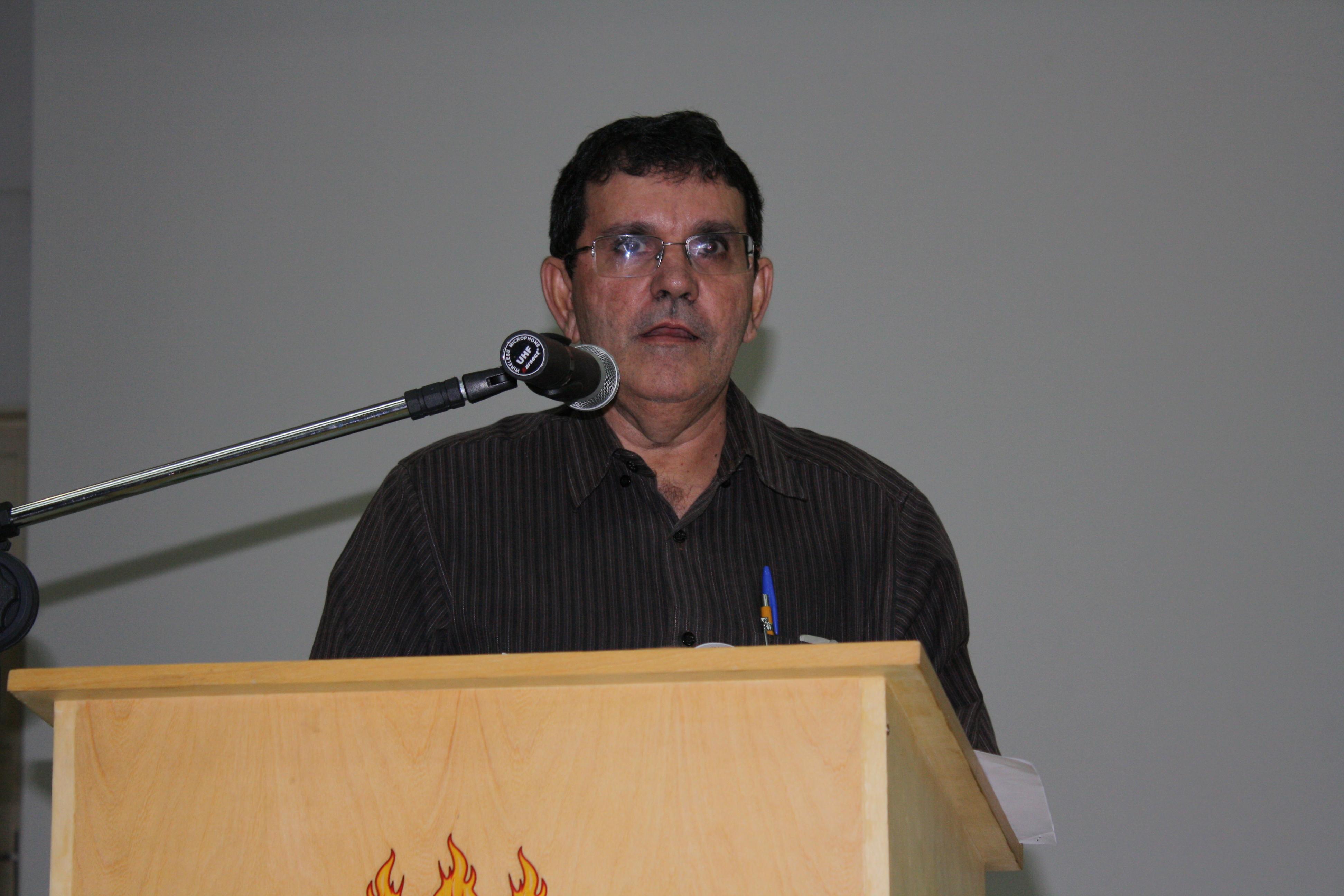 Resultado de imagem para Professor Gerson albuquerque ufpi